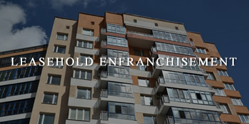 Leasehold Enfranchisement